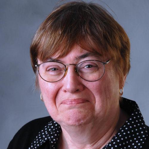 Ann-Marie Scheidt, Ph. D., Vice Chair